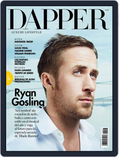 Dapper - Luxury Lifestyle January 1st, 2017 Digital Back Issue Cover