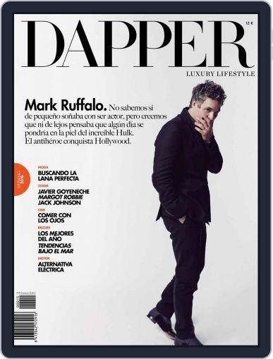 Dapper - Luxury Lifestyle May 1st, 2016 Digital Back Issue Cover
