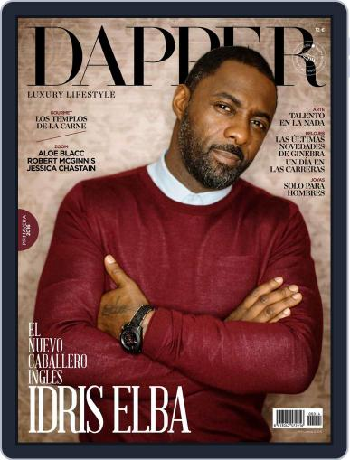 Dapper - Luxury Lifestyle March 1st, 2016 Digital Back Issue Cover