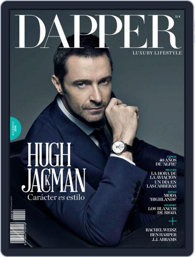 Dapper - Luxury Lifestyle January 1st, 2016 Digital Back Issue Cover
