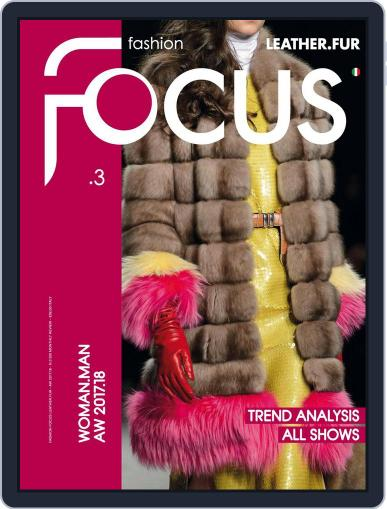 FASHION FOCUS LEATHER.FUR (Digital) October 1st, 2017 Issue Cover