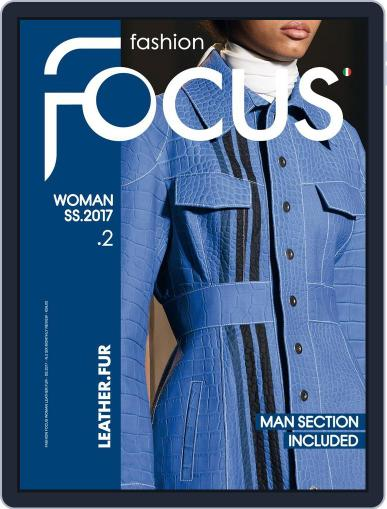FASHION FOCUS LEATHER.FUR (Digital) January 1st, 2017 Issue Cover