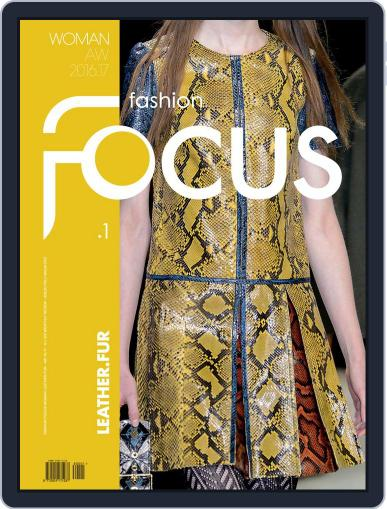 FASHION FOCUS LEATHER.FUR (Digital) September 1st, 2016 Issue Cover