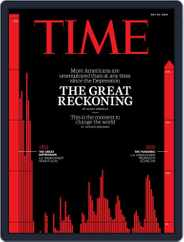 Time Magazine International Edition (Digital) Subscription May 18th, 2020 Issue