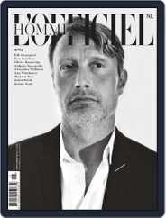 L'officiel Hommes Nl (Digital) Subscription November 23rd, 2018 Issue