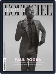 L'officiel Hommes Nl (Digital) Subscription October 1st, 2016 Issue