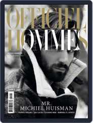L'officiel Hommes Nl (Digital) Subscription October 7th, 2014 Issue