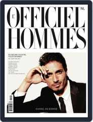 L'officiel Hommes Nl (Digital) Subscription October 28th, 2011 Issue