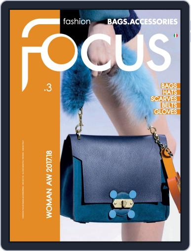 FASHION FOCUS WOMAN BAGS October 1st, 2017 Digital Back Issue Cover