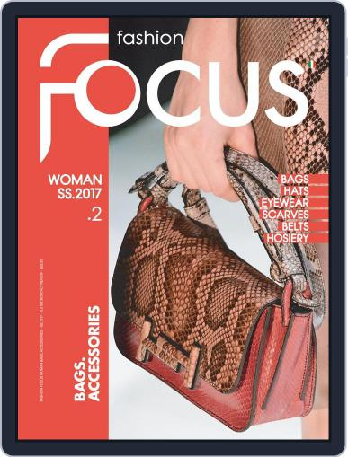 FASHION FOCUS WOMAN BAGS January 1st, 2017 Digital Back Issue Cover