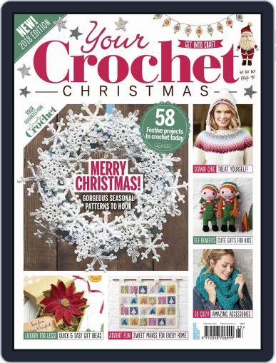Your Crochet Christmas September 5th, 2018 Digital Back Issue Cover