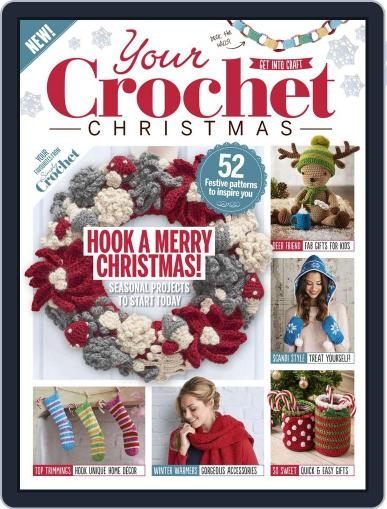 Your Crochet Christmas October 1st, 2017 Digital Back Issue Cover