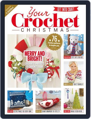 Your Crochet Christmas September 24th, 2015 Digital Back Issue Cover