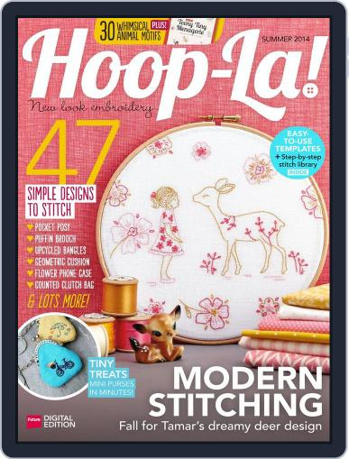 Hoop-La! August 5th, 2014 Digital Back Issue Cover