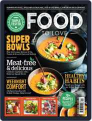 Food To Love (Digital) Subscription January 1st, 2019 Issue