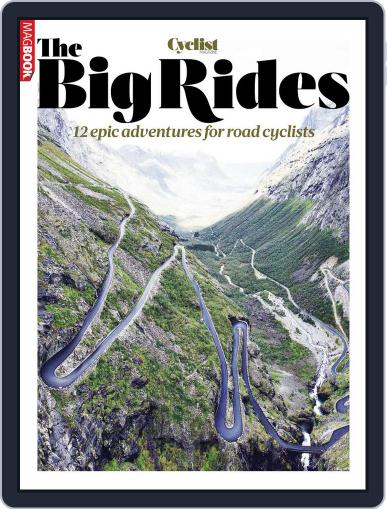 Cyclist: The Big Rides Magazine (Digital) January 16th, 2014 Issue Cover