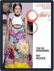 FASHION GALLERY LONDON (Digital) Subscription March 1st, 2018 Issue