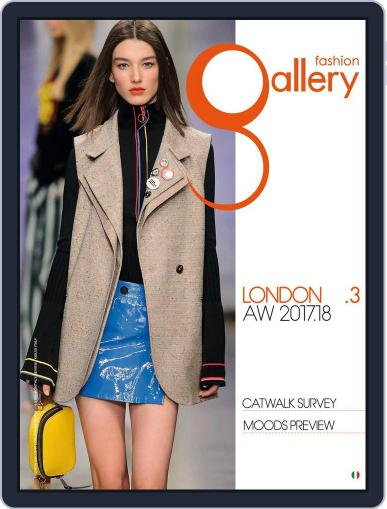 FASHION GALLERY LONDON (Digital) October 1st, 2017 Issue Cover