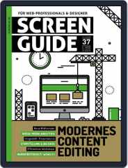 SCREENGUIDE (Digital) Subscription January 1st, 2018 Issue
