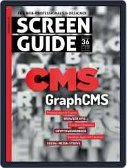 SCREENGUIDE (Digital) Subscription October 1st, 2017 Issue