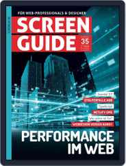 SCREENGUIDE (Digital) Subscription September 7th, 2017 Issue