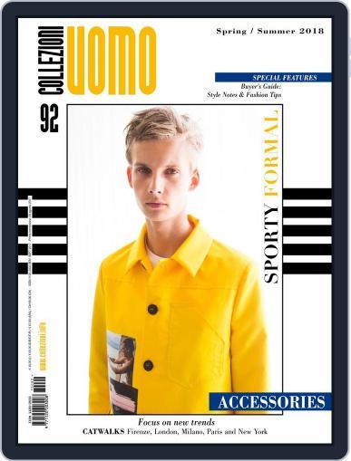 Collezioni Uomo (Digital) August 28th, 2017 Issue Cover