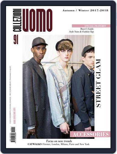 Collezioni Uomo (Digital) March 11th, 2017 Issue Cover