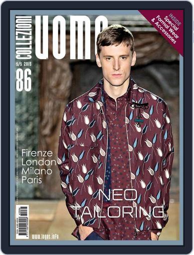 Collezioni Uomo (Digital) August 29th, 2014 Issue Cover
