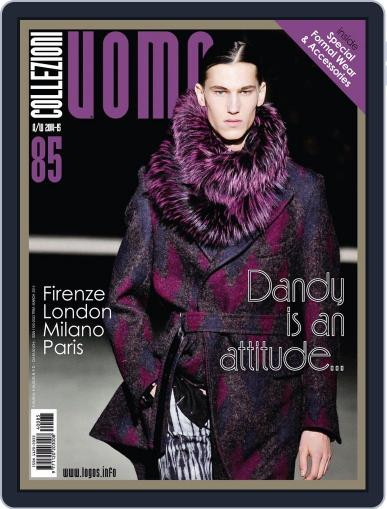 Collezioni Uomo (Digital) March 13th, 2014 Issue Cover