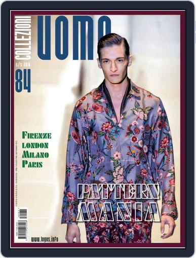 Collezioni Uomo (Digital) September 6th, 2013 Issue Cover