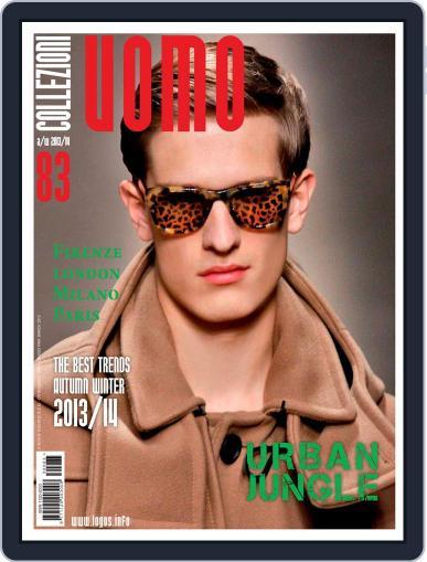 Collezioni Uomo (Digital) March 18th, 2013 Issue Cover