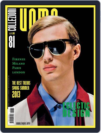 Collezioni Uomo (Digital) September 5th, 2012 Issue Cover