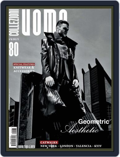 Collezioni Uomo (Digital) June 21st, 2012 Issue Cover
