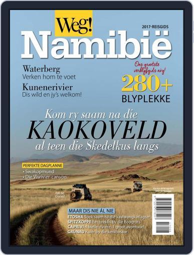 Weg! Namibië Magazine (Digital) March 1st, 2017 Issue Cover