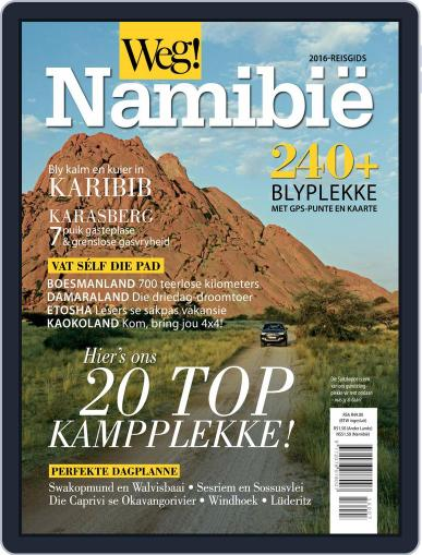 Weg! Namibië Magazine (Digital) March 1st, 2016 Issue Cover