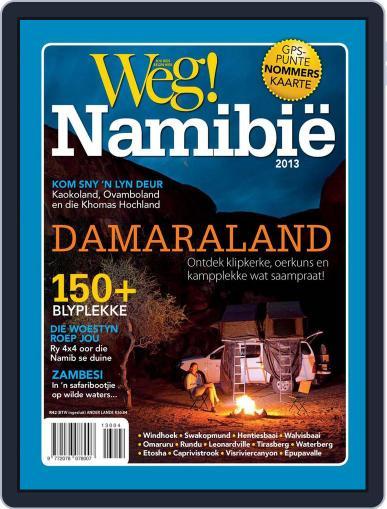 Weg! Namibië Magazine (Digital) March 19th, 2013 Issue Cover