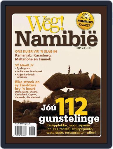 Weg! Namibië Magazine (Digital) April 1st, 2012 Issue Cover