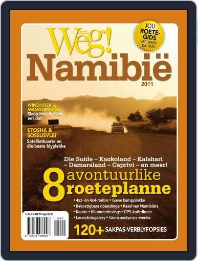 Weg! Namibië Magazine (Digital) January 1st, 2011 Issue Cover