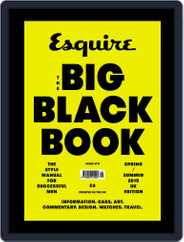 Esquire: The Big Black Book Magazine (Digital) Subscription March 19th, 2015 Issue