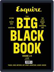 Esquire: The Big Black Book Magazine (Digital) Subscription October 29th, 2013 Issue