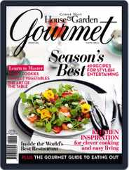 House & Garden Gourmet South Africa Magazine (Digital) Subscription September 17th, 2013 Issue