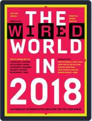 The Wired World Magazine (Digital) Subscription January 1st, 2018 Issue