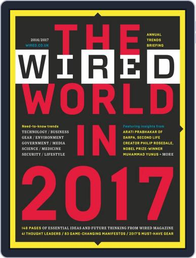 The Wired World Magazine (Digital) January 1st, 2017 Issue Cover