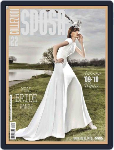 Collezioni Sposa (Digital) May 1st, 2009 Issue Cover
