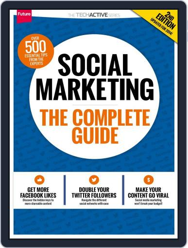 Social Marketing The Complete Guide Magazine (Digital) September 26th, 2014 Issue Cover