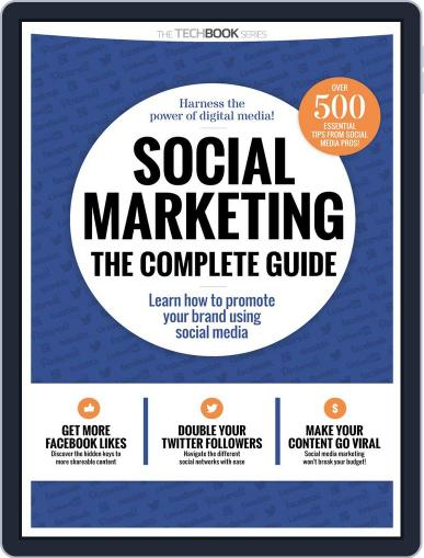 Social Marketing The Complete Guide Magazine (Digital) April 11th, 2014 Issue Cover
