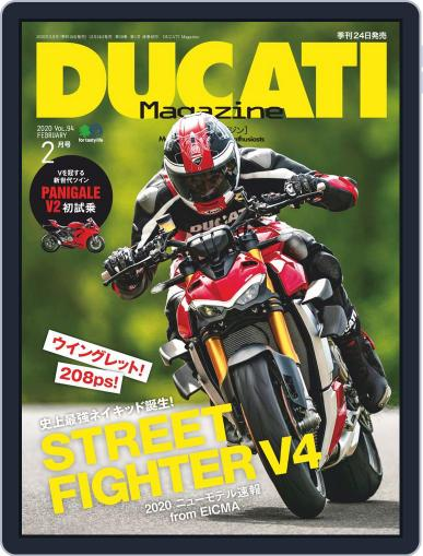 Ducati (Digital) December 30th, 2019 Issue Cover