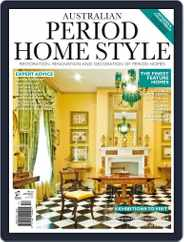 Australian Period Home Style Magazine (Digital) Subscription January 1st, 2018 Issue
