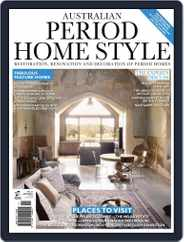 Australian Period Home Style Magazine (Digital) Subscription March 1st, 2017 Issue