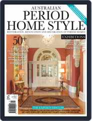 Australian Period Home Style Magazine (Digital) Subscription November 1st, 2015 Issue